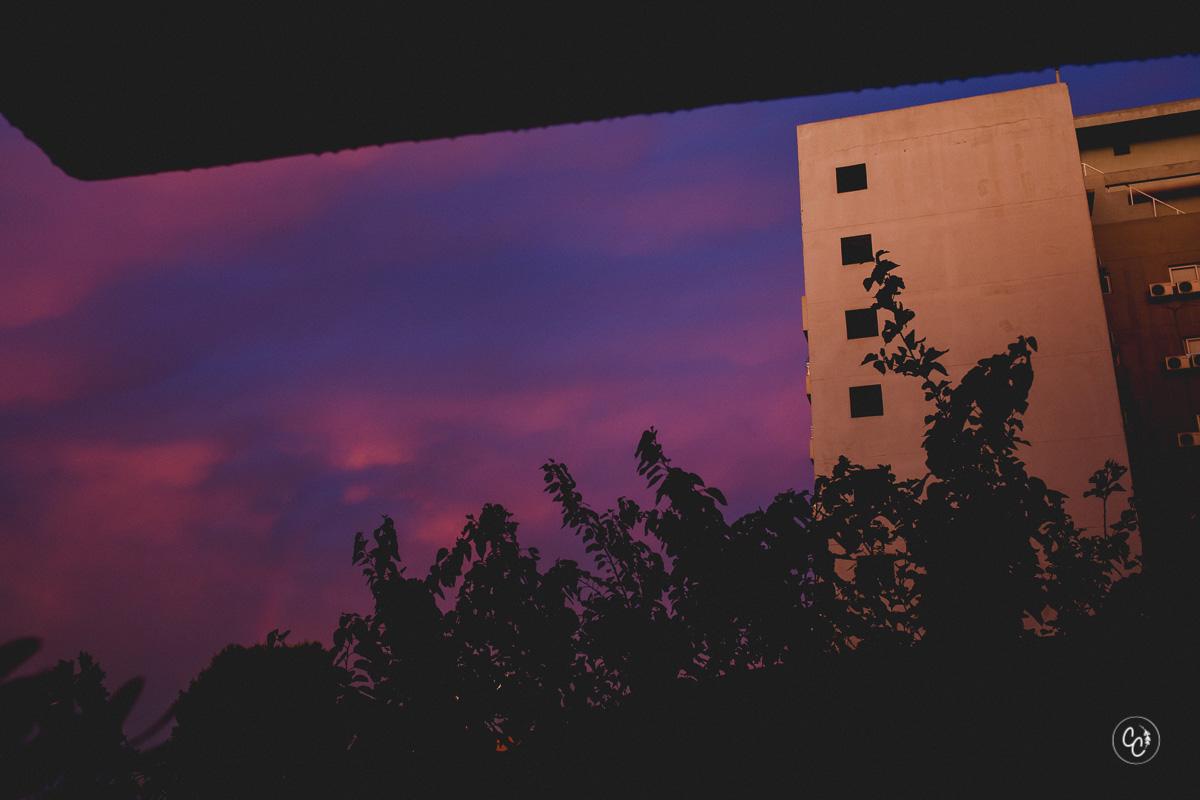 Una tarde en mi balcón